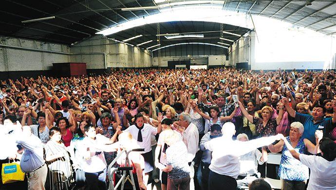Córdoba: reunión especial donde será construida la nueva sede