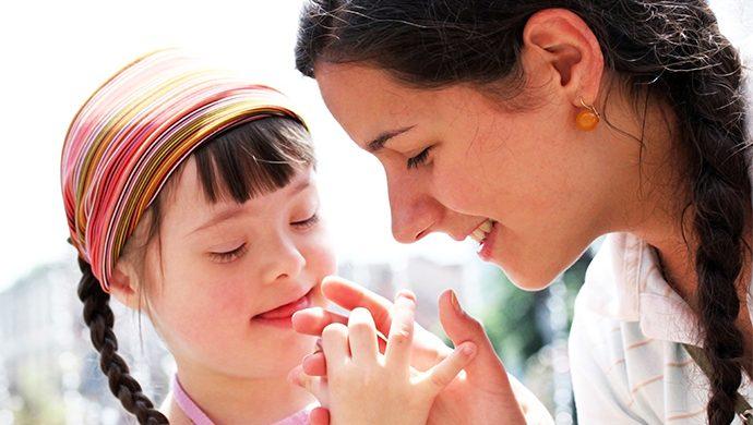 Cómo cuidar a un niño con Síndrome de Down