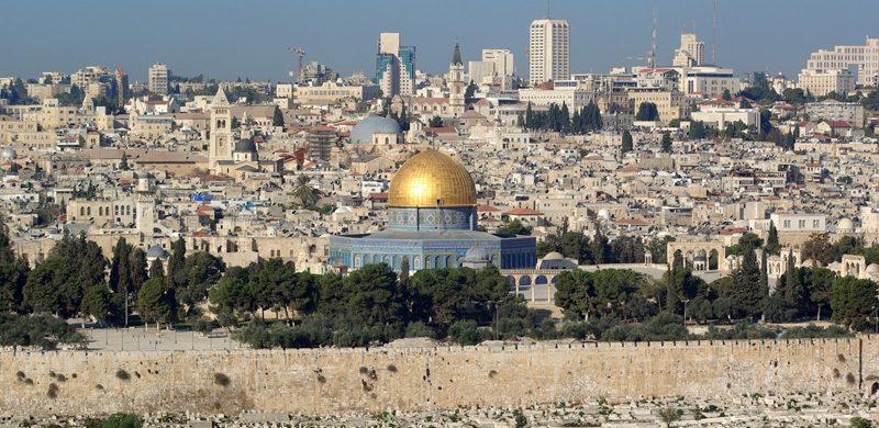 Lugares de la Biblia – Jerusalén