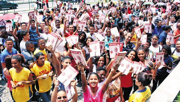 Nada que perder 3: sigue el éxito, ahora en el sudeste brasileño