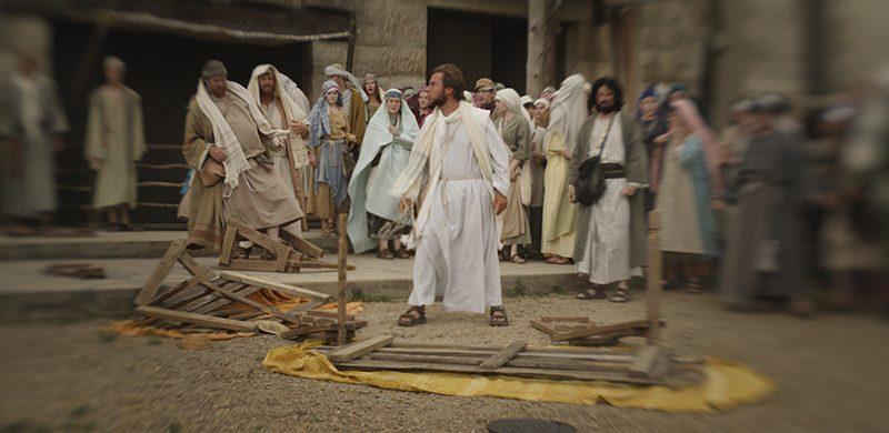 Propósito de Juan 2: Él hablaba de Su cuerpo