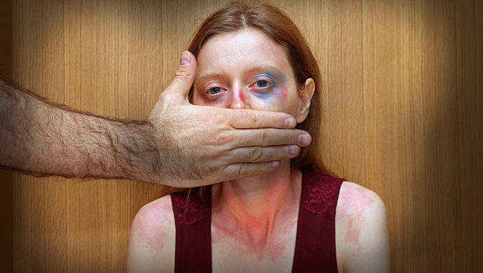 Proyecto Rahab: Mujer, anímese a denunciar