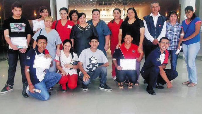 Donación de sangre en Santiago del Estero