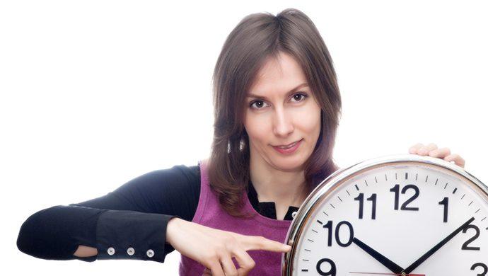 Evite las pérdidas de tiempo