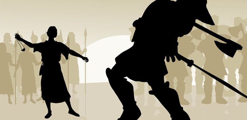 El secreto de la victoria de David sobre Goliat