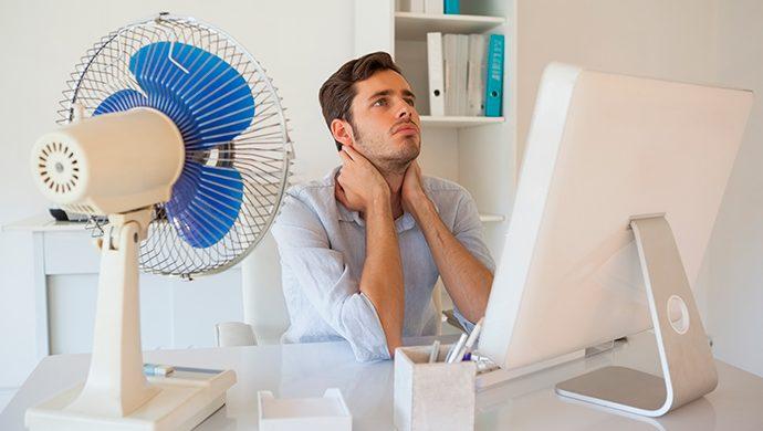 Aprenda a superar el desánimo en los días calurosos
