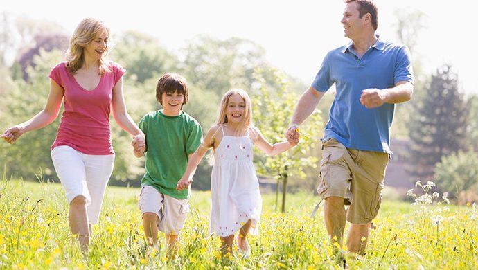 Aprecie lo más valioso, enfóquese en su familia