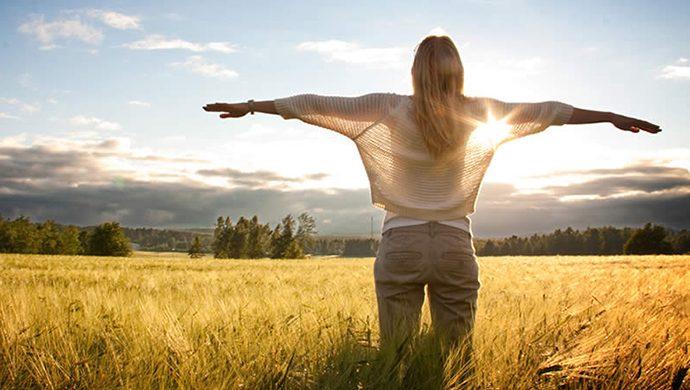 ¿Cómo puedo levantarme espiritualmente?