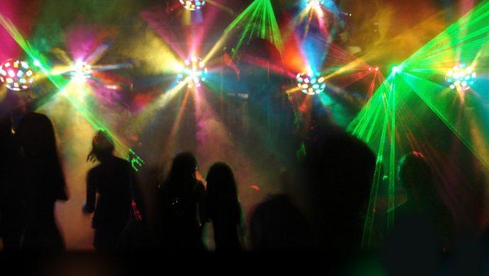 La droga de las discotecas