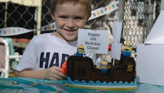 ¿Y si nadie fuera a su fiesta de cumpleaños?