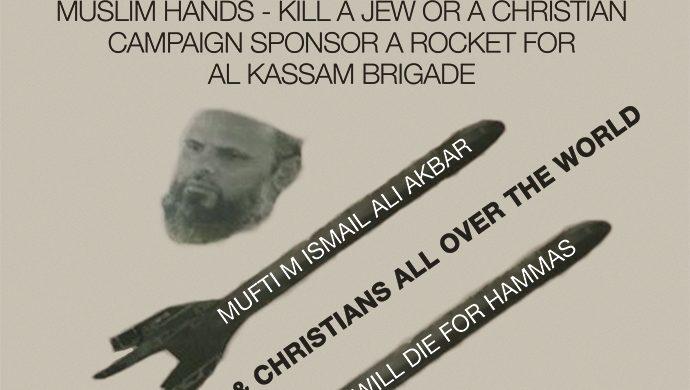 """""""Mate a un judío o cristiano y reciba una recompensa"""""""