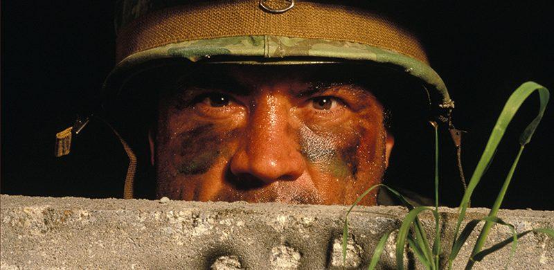 La guerra invisible a los ojos