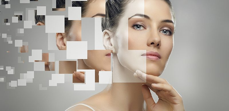 Hágalo usted misma: Contorno de rostro