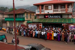Sierra Leona – Venciendo en medio a las dificultades