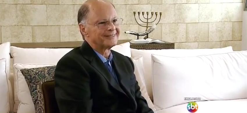 Vea la entrevista del obispo Edir Macedo a «Conexão Repórter» en SBT