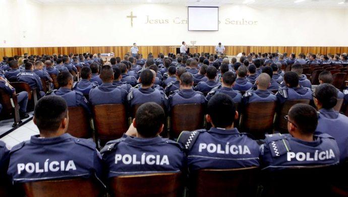 La Universal le abre sus puertas a la Policía Militar