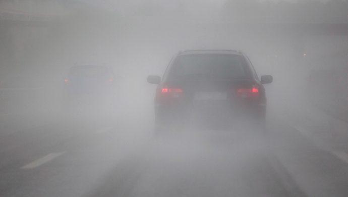 Cómo conducir bajo condiciones climáticas adversas