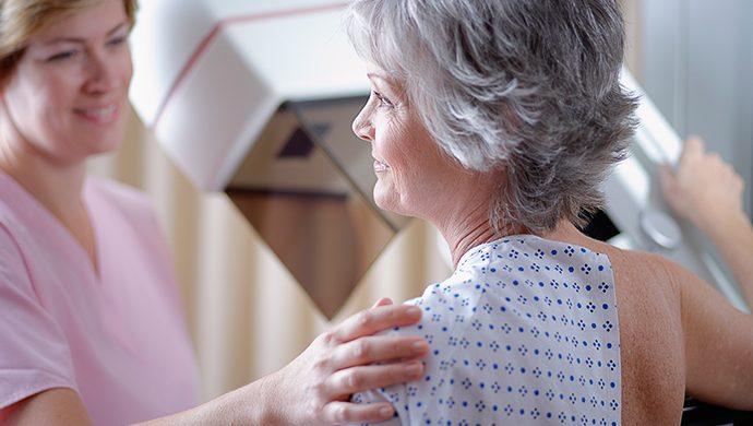 La importancia de hacerse una mamografía
