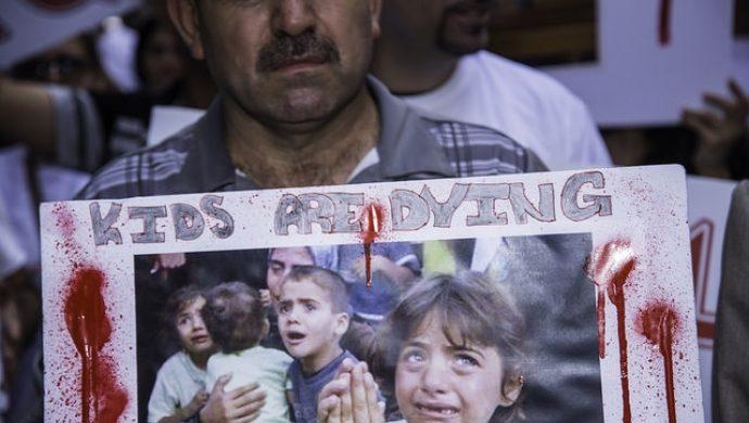 Estado Islámico está decapitando niños cristianos en Irak