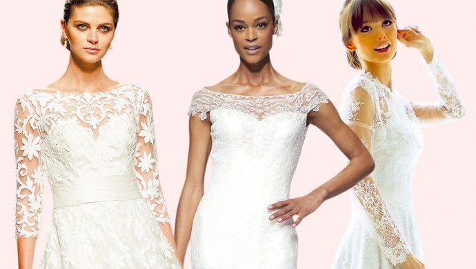 Las tendencias de la semana de moda para novias