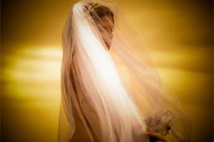 Las vestiduras de boda
