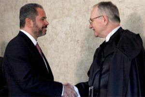 La Universal en la asunción del ministro del Tribunal Superior de Justicia de Brasil