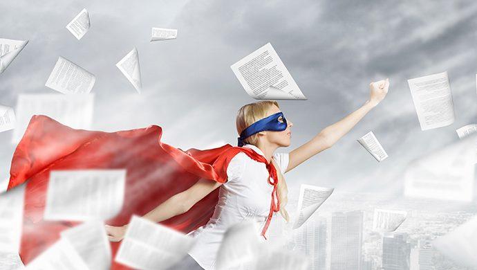 Las mujeres superpoderosas