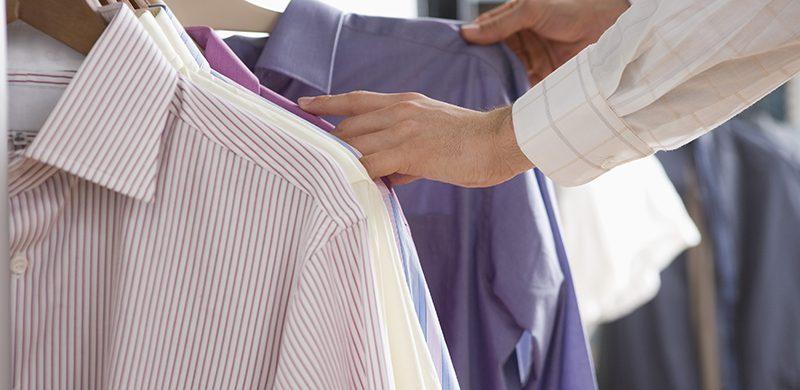 Camisa de vestir: elija la correcta