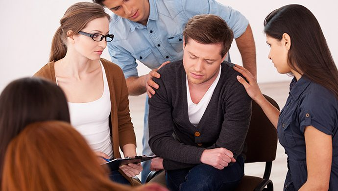 Cinco pasos para la familia del adicto