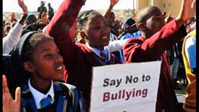 «Sepa decir no» recuerda el Apartheid en Sudáfrica