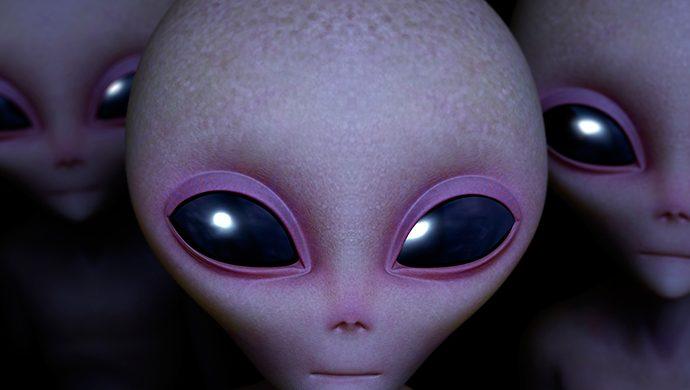 ¿Relación amorosa extraterrestre?
