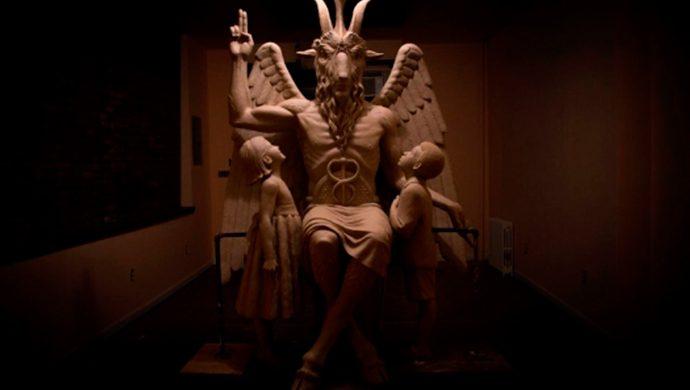 Una estatua de Satanás será exhibida por primera vez al público