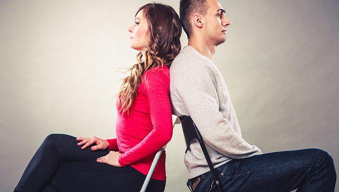 El estrés en la vida de la pareja