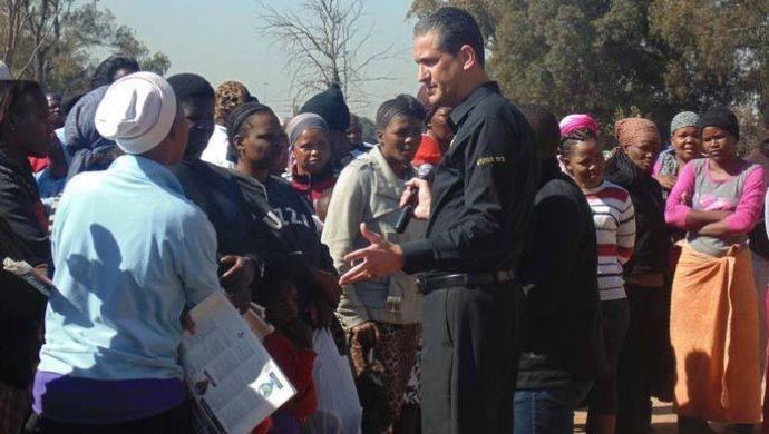Sudáfrica realiza diversas acciones en el Mandela Day (Día Internacional de Nelson Mandela)