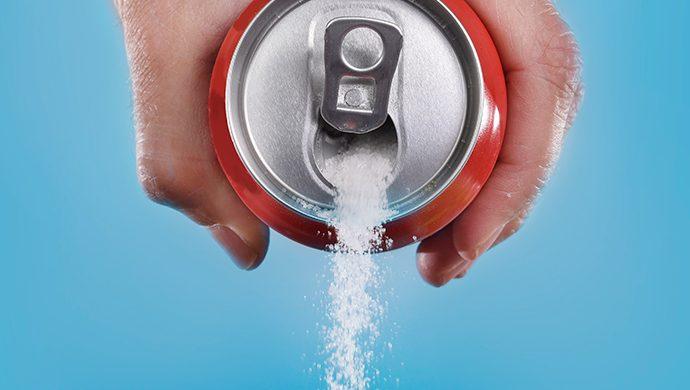 Bebidas y alimentos endulzados: villanos de la salud