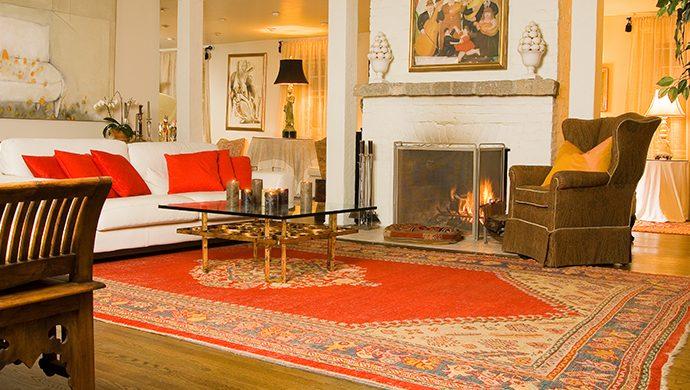 ¿Cómo escoger la alfombra para la casa?