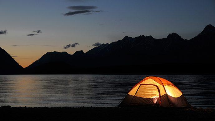 ¿Ha pensado en acampar?