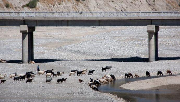 Sequía del río Éufrates confirma el Apocalipsis