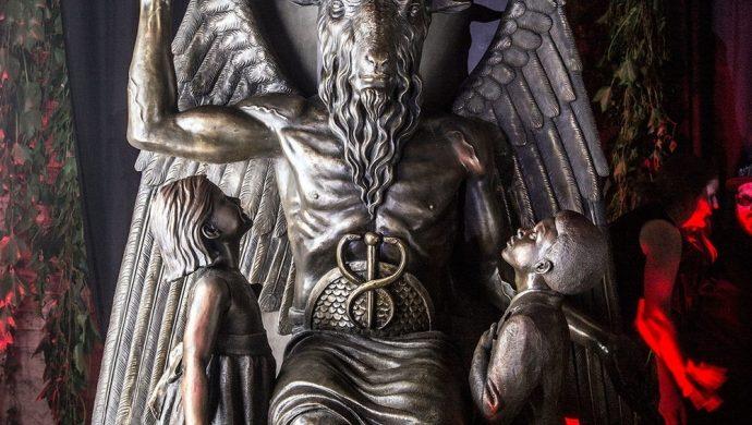 ¿Cuáles son los significados de la estatua de Baphomet?