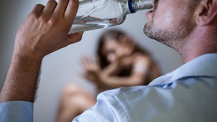 El drama de vivir con un alcohólico