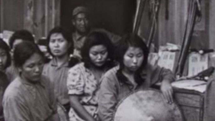 Esclavas sexuales esperan pedido de perdón hace 70 años