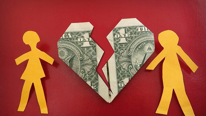 ¿Por qué las finanzas pueden estorbar en su relación?
