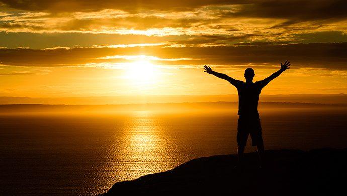 Entrega completa a Dios