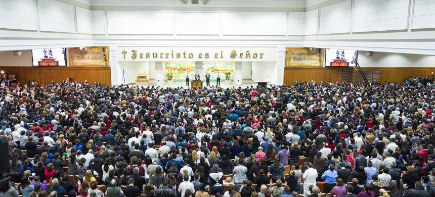 Vigilia del Espíritu Santo en toda la Argentina