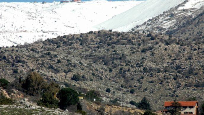 Monte Hermón, el punto más alto de Israel