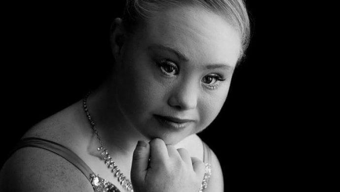 La modelo con síndrome de Down desfilará en la Semana de la moda de Nueva York