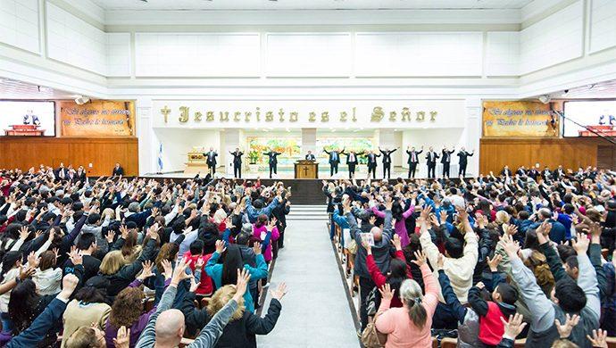 Noche de la Salvación en Argentina
