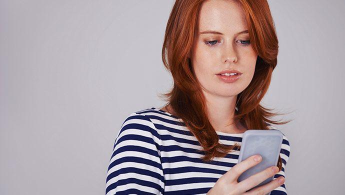 ¿Usted se siente triste al mirar el Facebook de los demás?