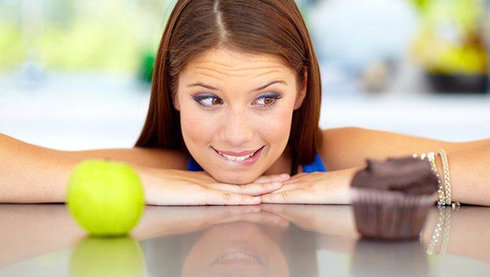 ¿Por qué los malos pensamientos influyen en la dieta?
