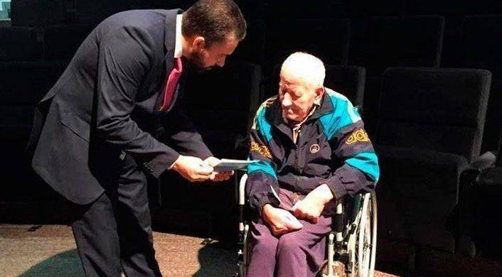 El eunuco de 79 años de Estonia